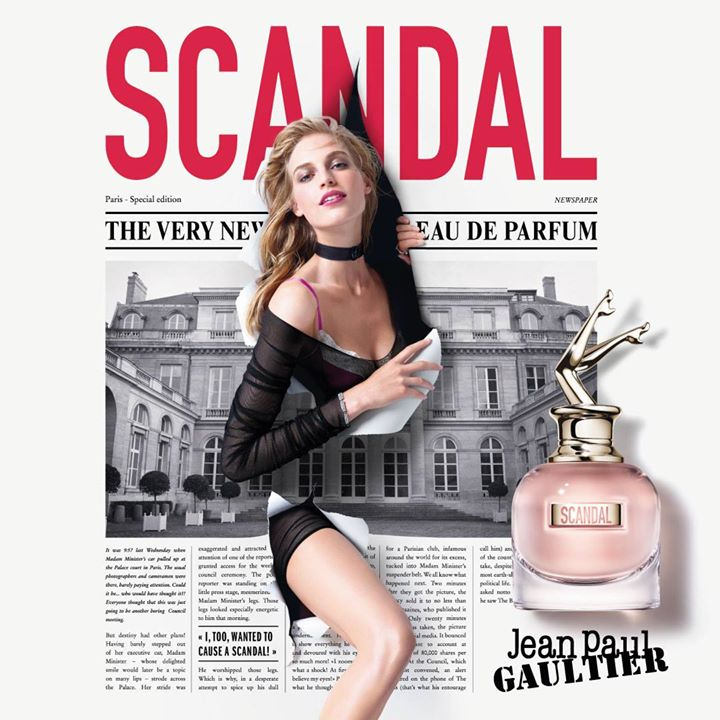Jean Paul Gaultier Scandal Review I Scent You A Day