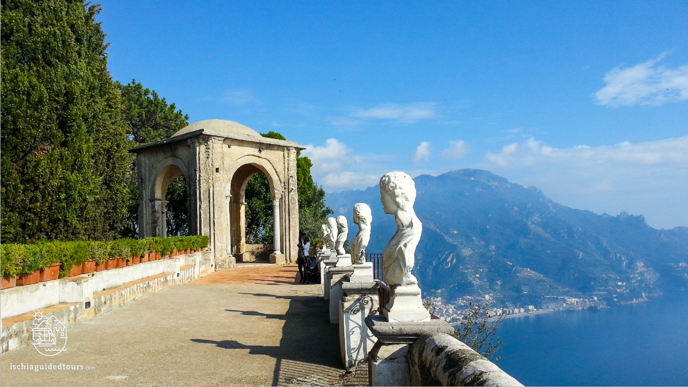 Positano Amalfi  Ravello  Ischia Guided Tours