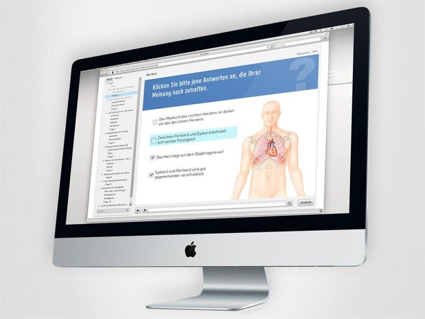 In diesem Trainingsprogramm wird der Lernende mit dem Aufbau und der Funktion des wichtigen Hohlmuskels vertraut gemacht.