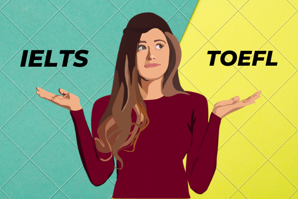 IELTS vs TOEFL which is easier
