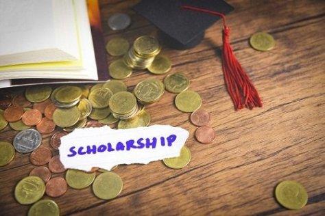 Money, graduation, and scholarship