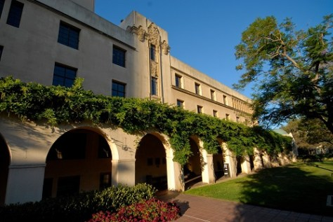 Caltech University Campus. Caltech has one of the best College ROI