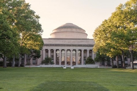 MIT is one of the schools that don't require GRE