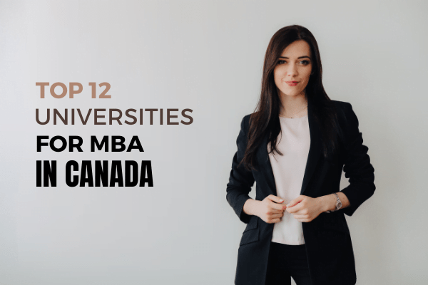 Top universities for MBA in Canada