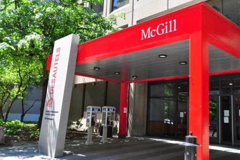 Desautels McGill university