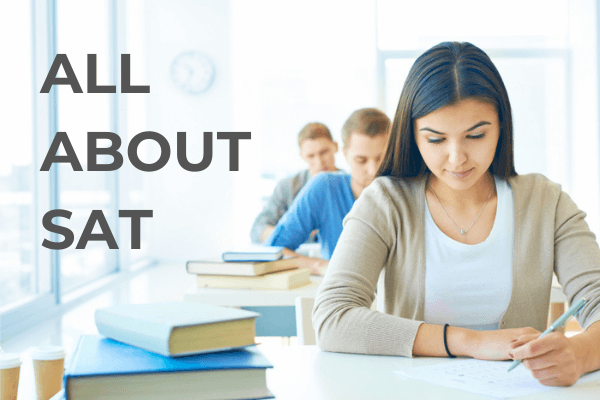 what is SAT exam