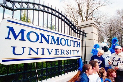 Campus of Monmouth University