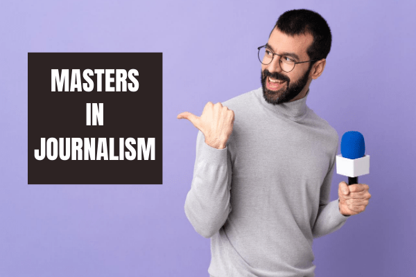 MASTERS IN JOURNALISM