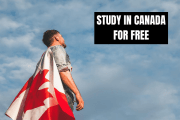 How to study in Canada for free or on a low budget