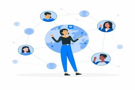 Networking can help you improve skills