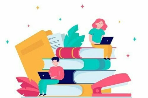 Books are a great way to improve skills