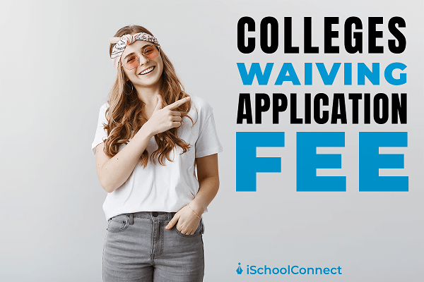 College application fee waiver
