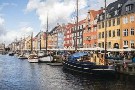 Denmark is one of the cheapest countries to study abroad for Indian students