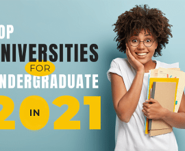 top colleges for undergraduate students