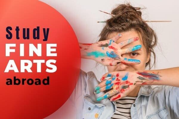 Study fine arts abroad