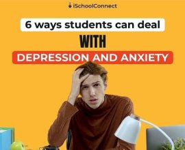 6 ways students can deal with depression and anxiety