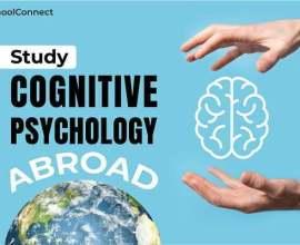 Study Cognitive Psychology abroad