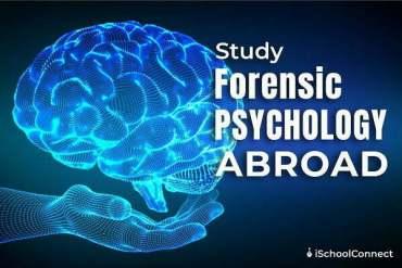 Study Forensic Psychology abroad