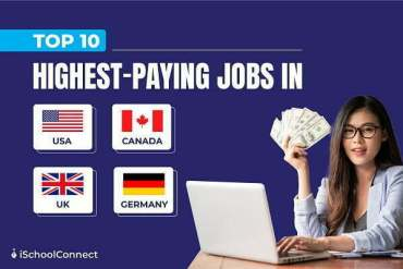 Top 10 highest paying jobs for freshers