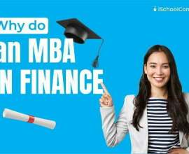 Why do an MBA in finance