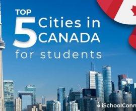 best cities in Canada
