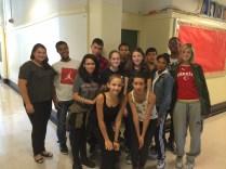 Ms. P's Advisory- fall freshmen year