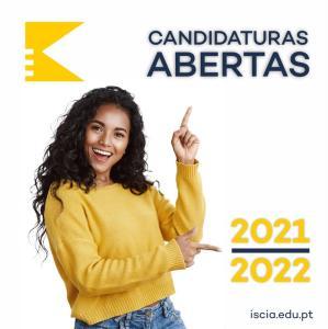 candidaturas abertas 2021.2022