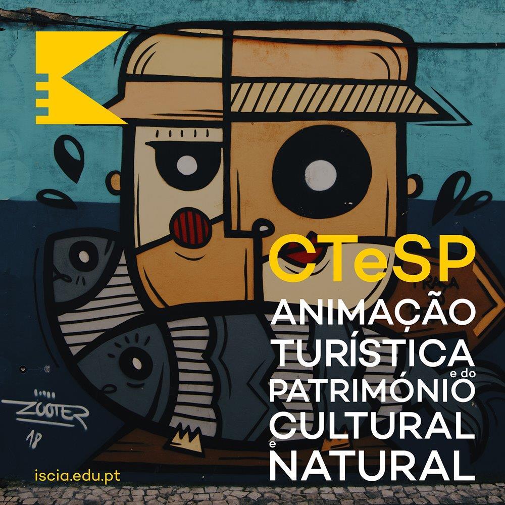 iscia ctesp animação turistica