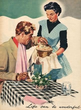 1950s housewife