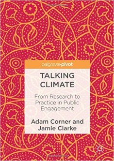Talking climate book cover
