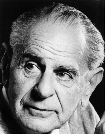 photo of Karl Popper