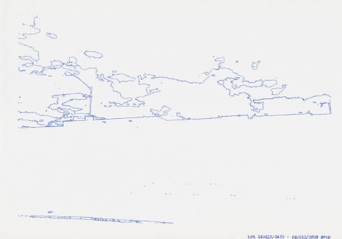 Laura F. Gibellini: Notes on a Working Space