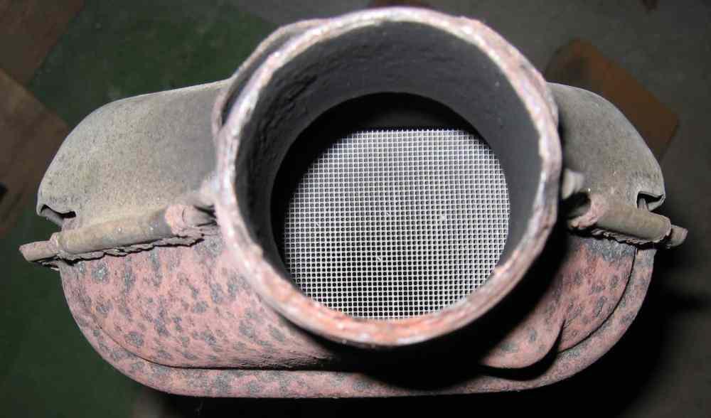 medium resolution of 1996 f250 catalytic converter