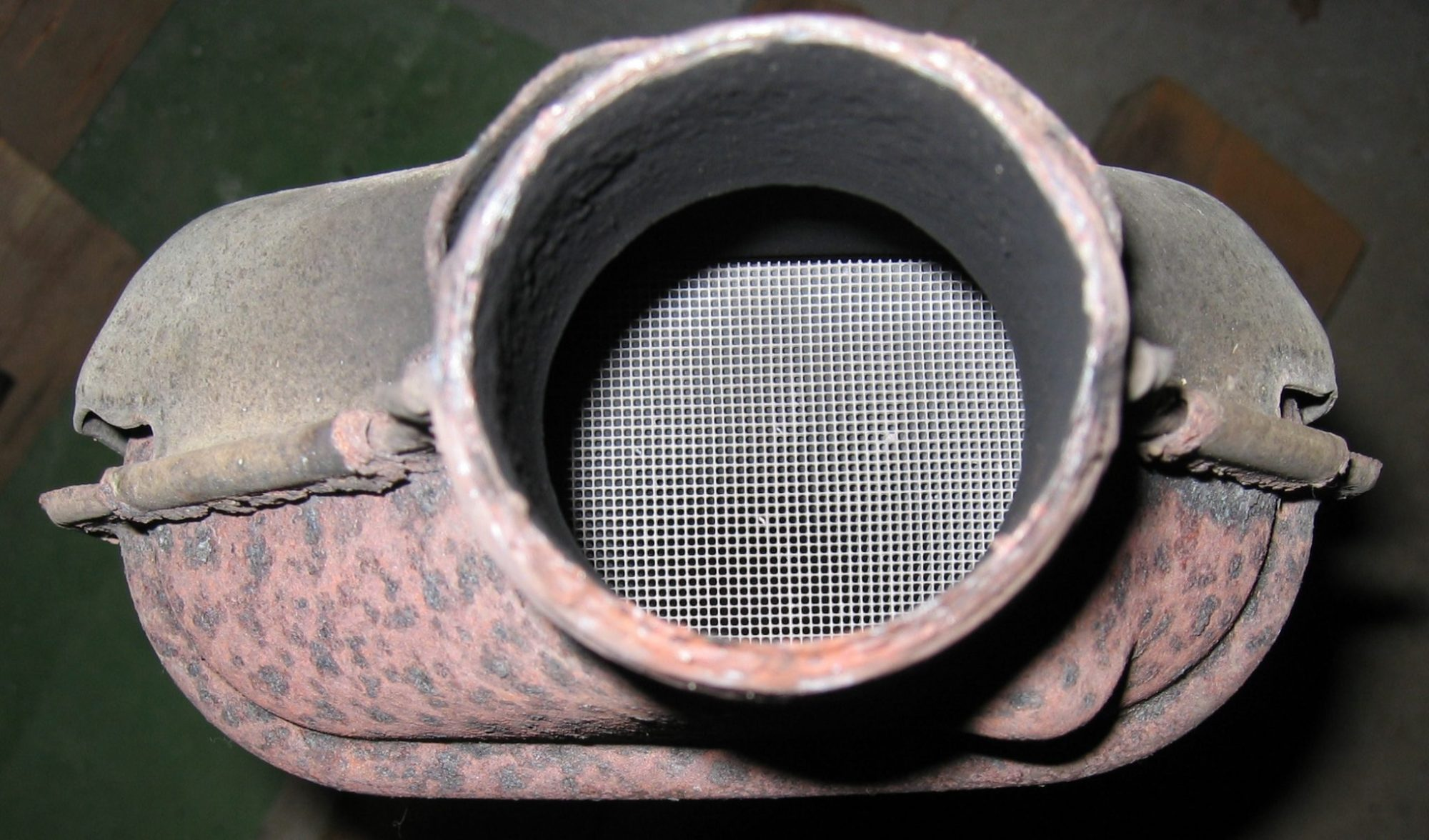 hight resolution of 1996 f250 catalytic converter