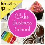 My Review of Cake Business School + A SWEET BONUS
