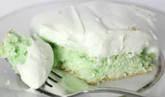 Key Lime Pie Cake Bars