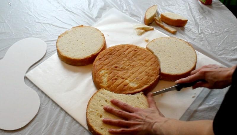 How to Make a Fid Spinner Cake I Scream for Buttercream
