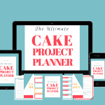 Cake Planning & Timeline Course Plus Planner