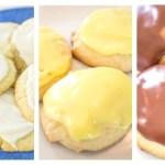 Cookie Glaze 3 Ways