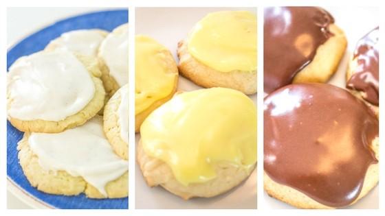 Cookie Glaze 3 Ways Blog Graphic