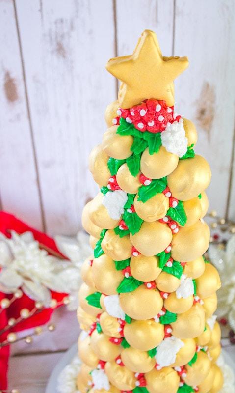 Cake Pop Christmas Tree Cake