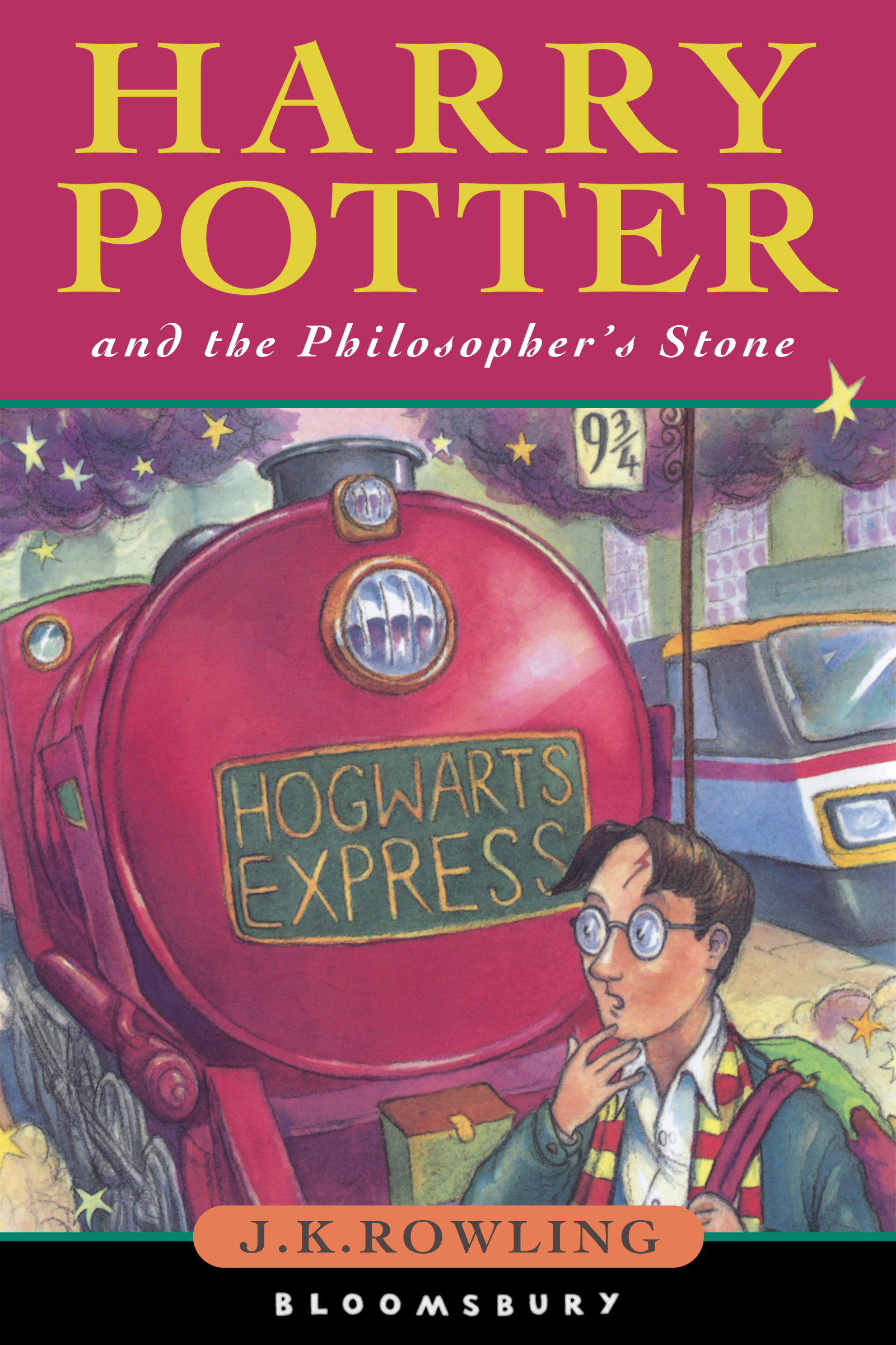 7 New Avatar for Harry Potter Book Covers | Let's Start ...