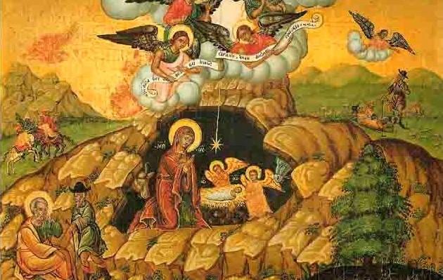 Αποτέλεσμα εικόνας για η γεννηση του χριστου