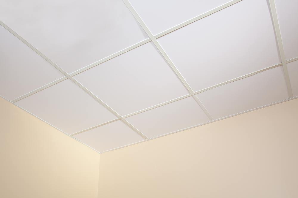 duroglas plus pvc clean room ceiling tiles