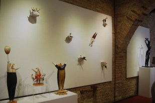 iSculpture Gallery - San Gimignano