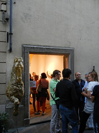 isculpture art gallery contemporary san gimignano casole d'elsa ragazzi