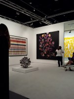 abu dhabi art fair 2014 - isculptre contemporary art gallery san gimignano tuscany (5)