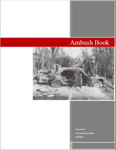 ambush ebook