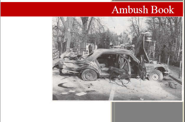 ambush ebook