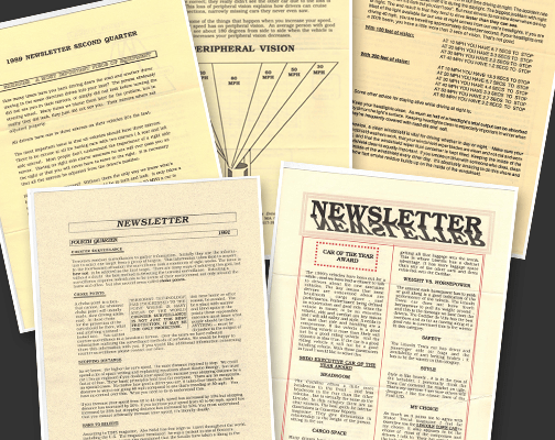 newsletters-montage